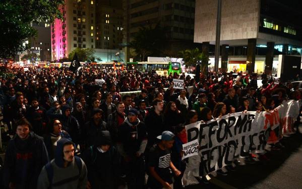 931c9f1bc Estudantes marcam para esta terça ato contra reforma do ensino médio ...
