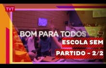 A farsa do Escola sem Partido